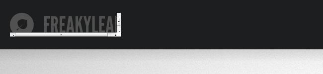 Safari SVG Scrollbars