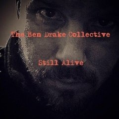 The Ben Drake Collective's 'Still Alive' EP Cover