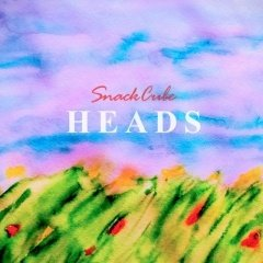 'Heads' album cover by Snack Cube
